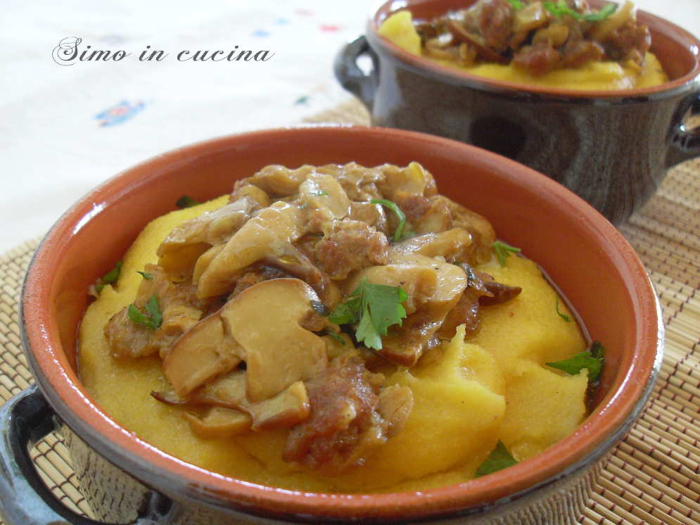 Porcini Polenta Recipes — Dishmaps
