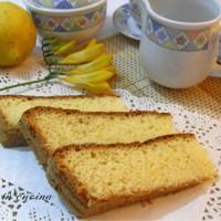 Torta al limone  col  bimby