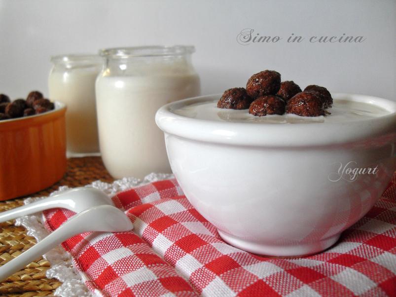 Yogurt bimby