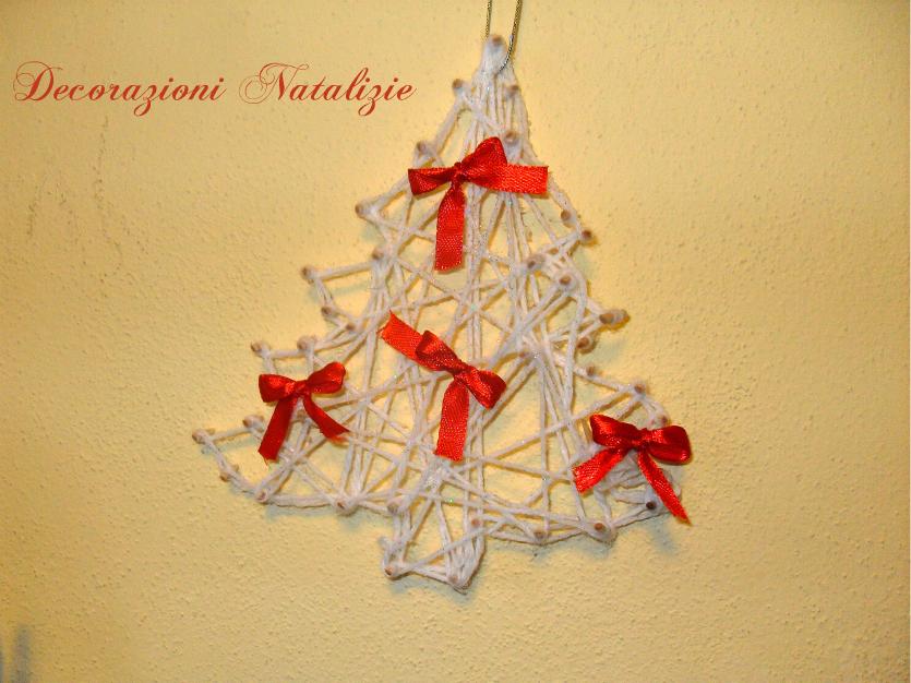 Addobbi natalizi fai da te - Decorazioni oggetti fai da te ...