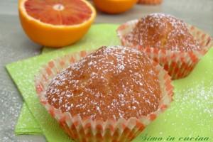 Muffins all'arancia Bimby