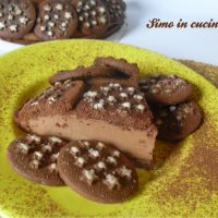 Torta pan di stelle con nutella e mascarpone