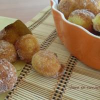 Frittelle di ricotta ricetta sarda