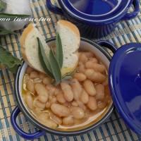 Zuppa Lombarda di fagioli