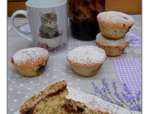Muffin al pane di segale