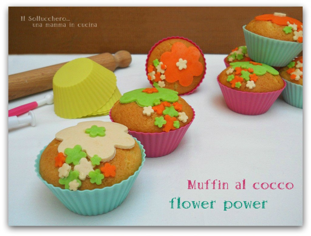 Muffin flower powerdef