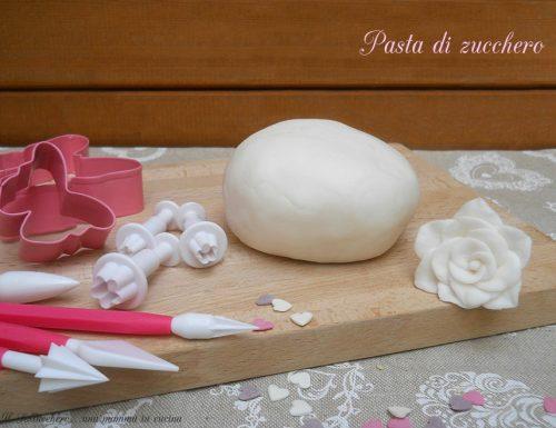 Pasta di zucchero: come prepararla in casa