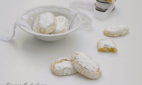 Ricciarelli di Siena, ricetta originale.