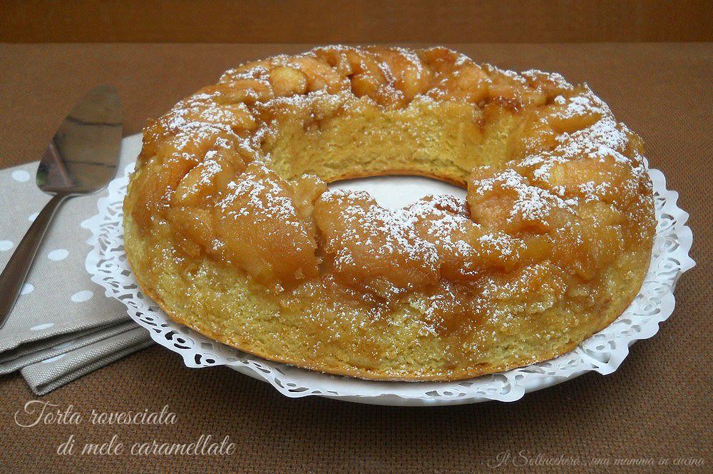 Ricetta torta di mele deliziosa