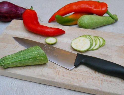 Focaccine soffici alle verdure