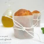 Muffin con speck e provola affumicata