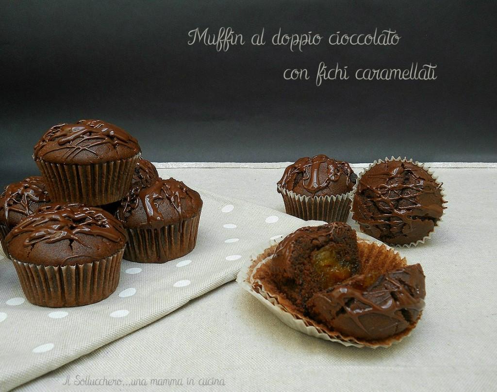 muffin doppio cioccolato 2