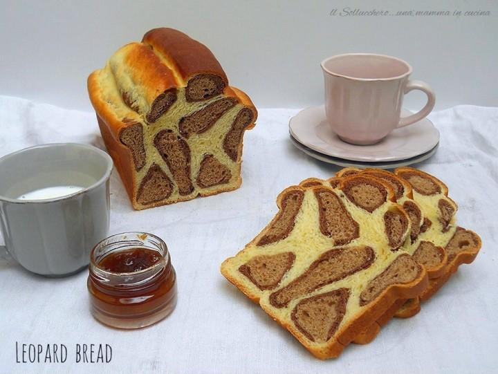 Leopard bread def