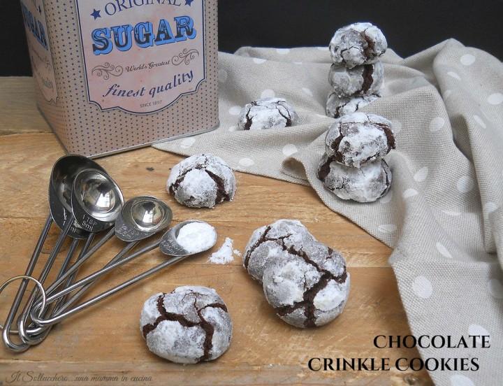 chocolate crinkle cookies def