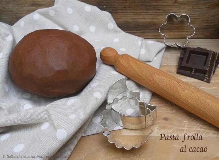 pasta frolla al cacao def