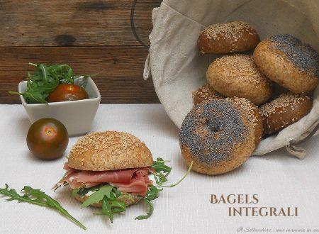 Bagels integrali