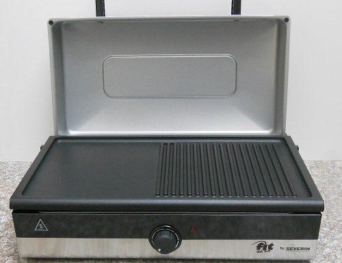 Barbecue grill con calotta Severin #loveseverin