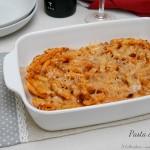 Pasta al forno con ragù e besciamella