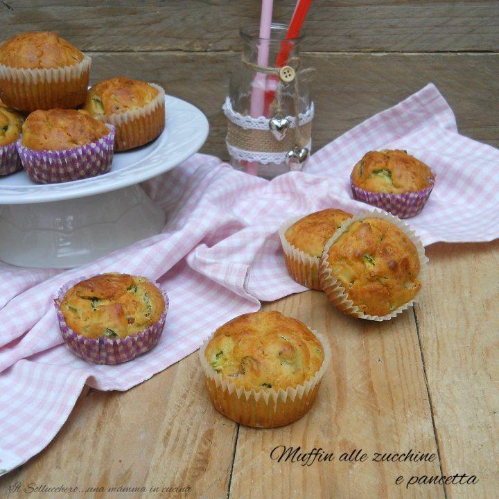 muffin salati alle zucchine def