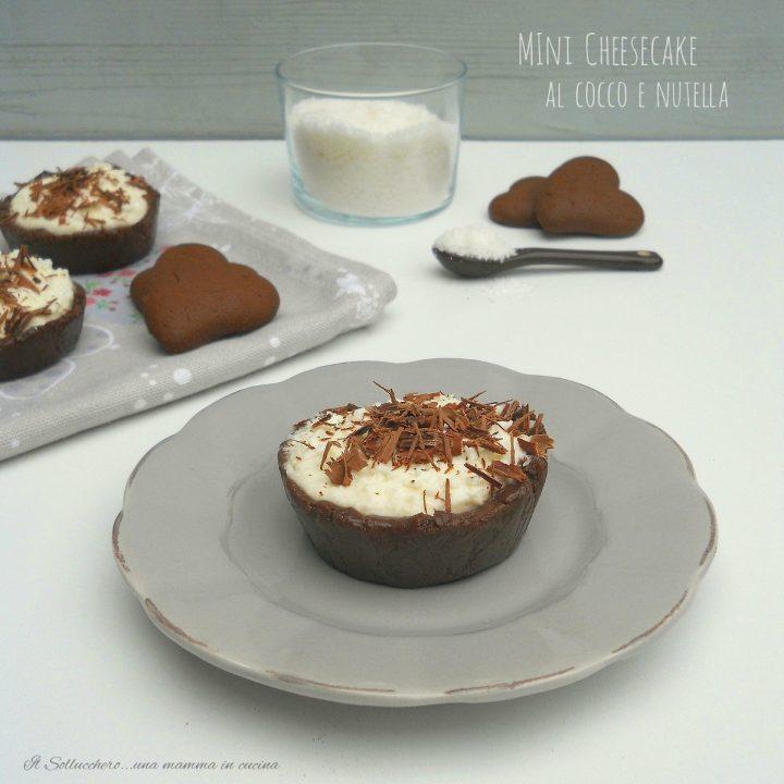 mini cheesecake al cocco def