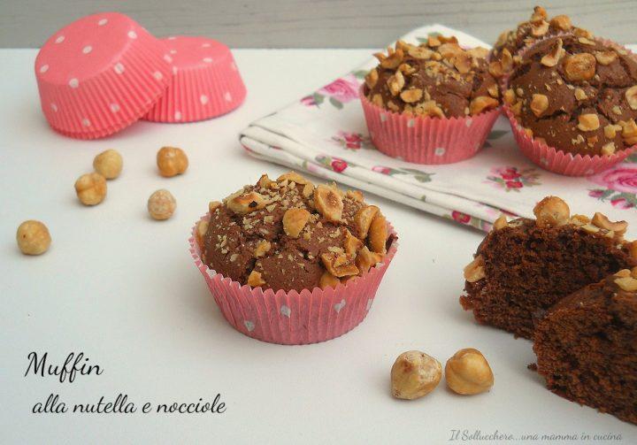 Muffin alla nutella def
