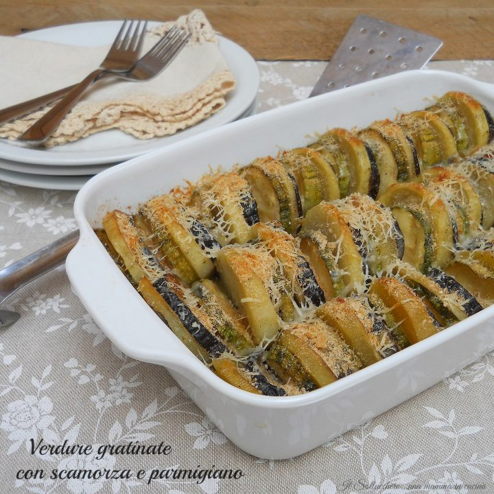 verdure gratinate al forno def