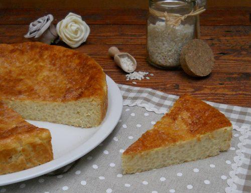 Torta di riso o torta degli addobbi