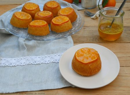 Tortine alle clementine, sofficissime
