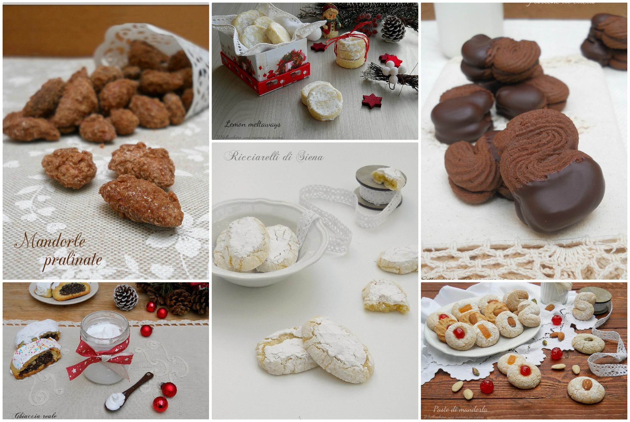 Regalare Biscotti Di Natale.Biscotti Da Regalare A Natale Tante Idee Per Arricchire Le Vostre Ceste Natalizie