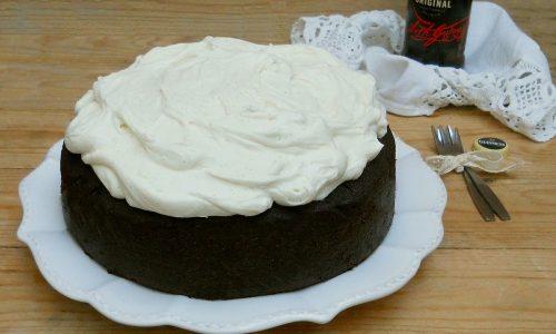 Torta Guinness al cioccolato - Guinness Chocolate Cake