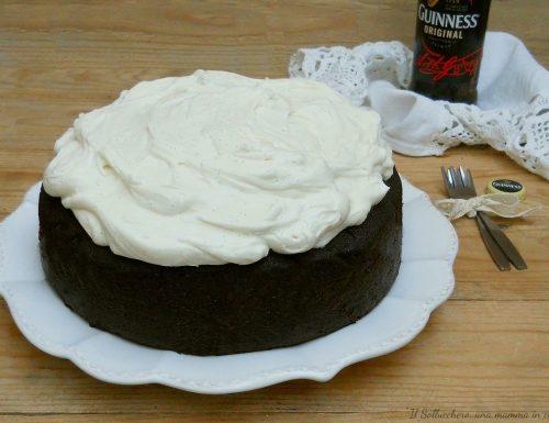 Torta Guinness al cioccolato – Guinness Chocolate Cake