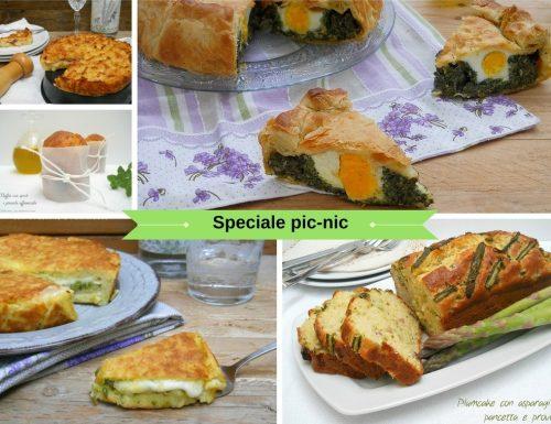 Torte salate, crostate, muffin e plumcake