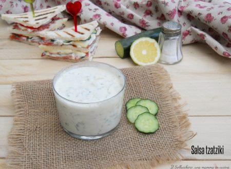 Salsa tzatziki, ricetta originale greca