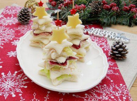 Alberi di Natale di pancarrè