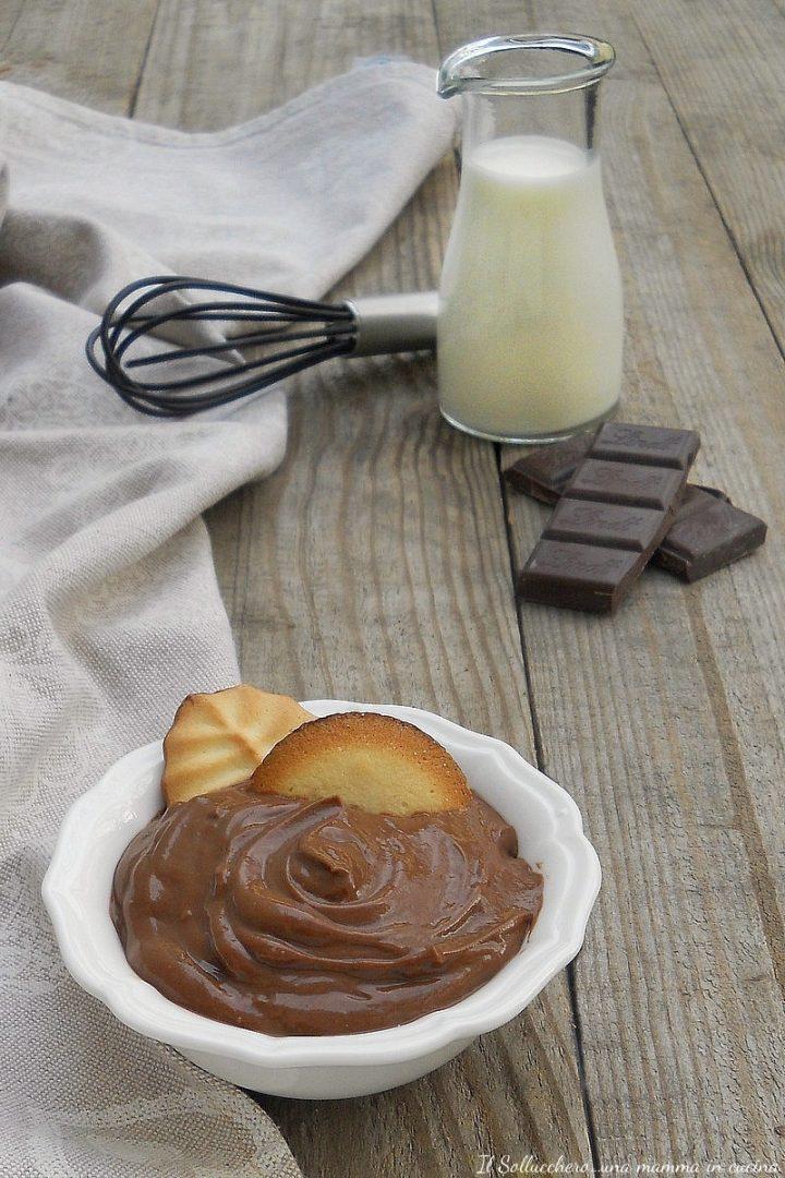 crema pasticcera al cioccolato vert