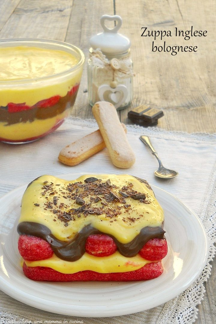 zuppa inglese verticale
