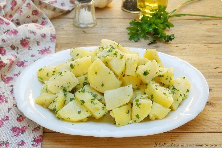 patate prezzemolate oriz