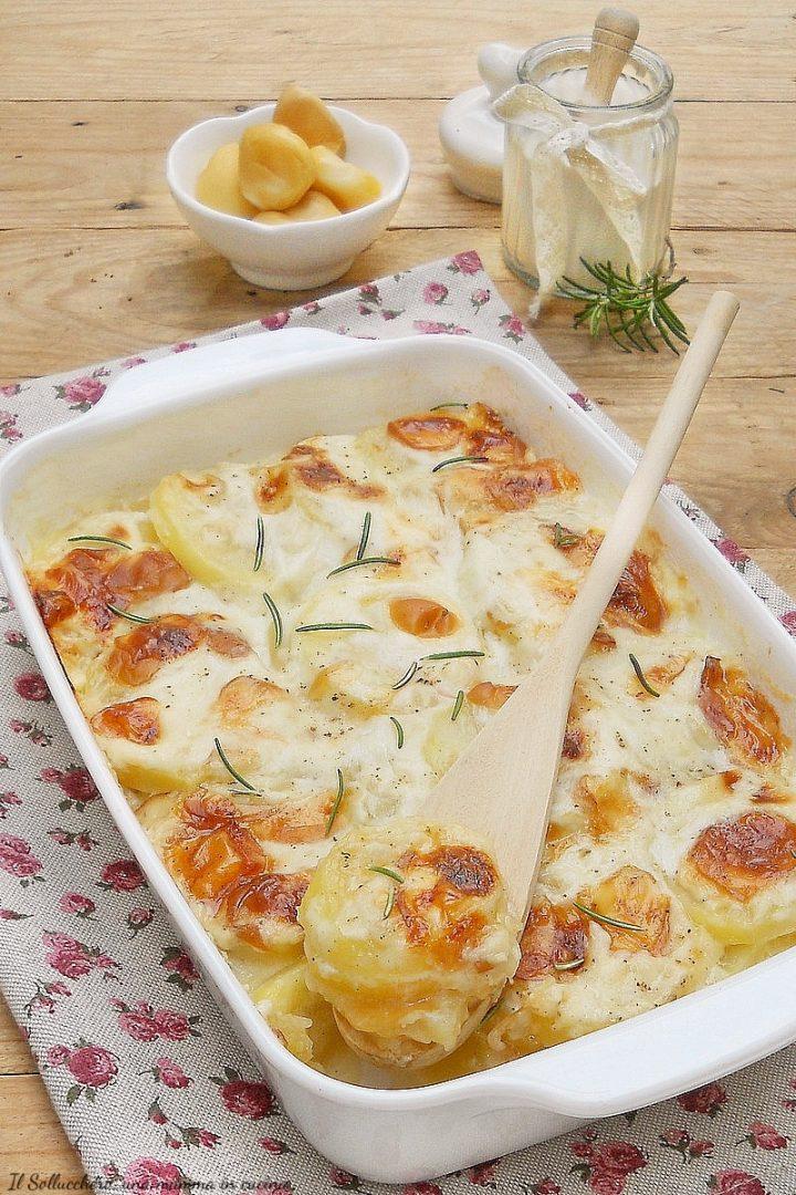 patate gratinate al forno vert