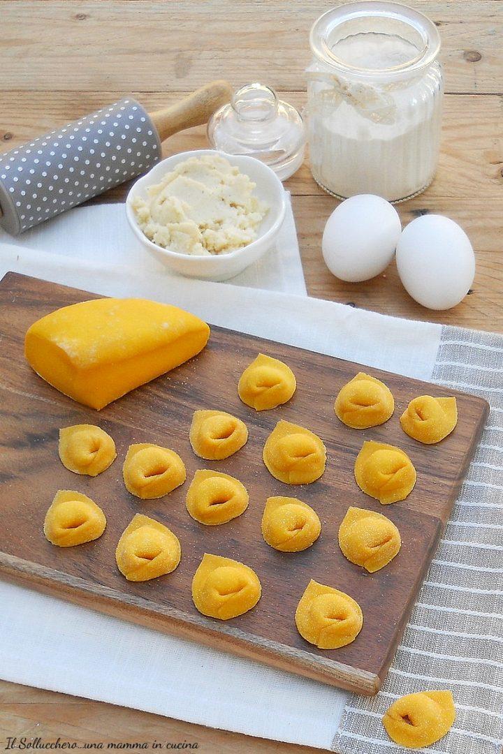 cappelletti romagnoli al formaggio vert