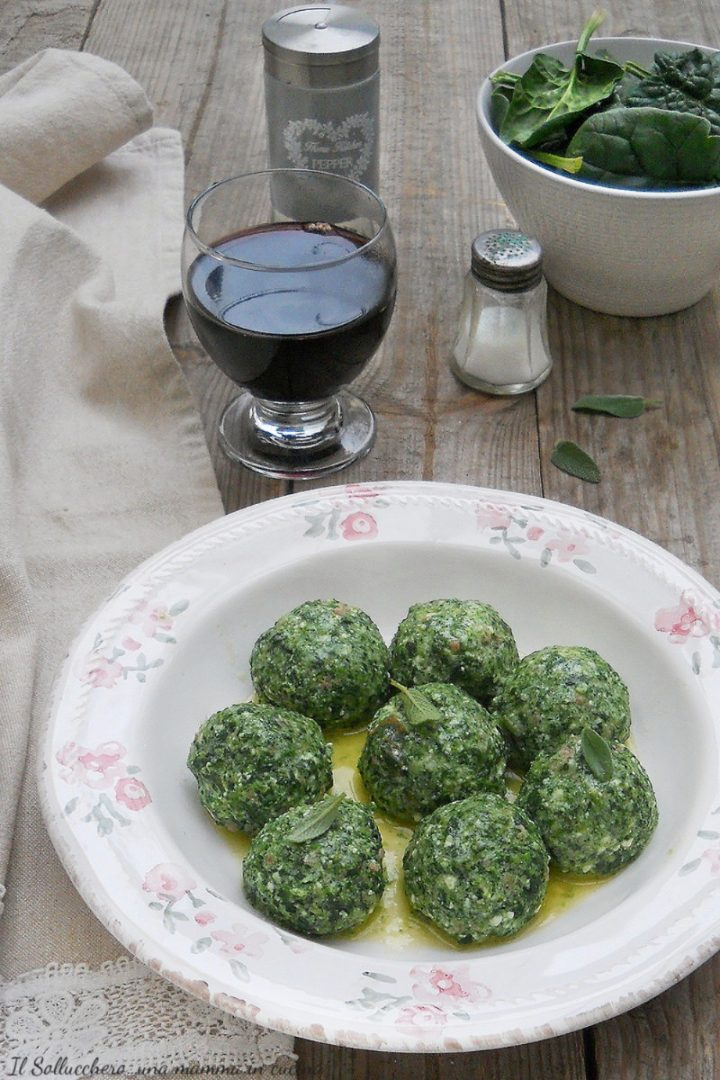 gnudi toscani vert
