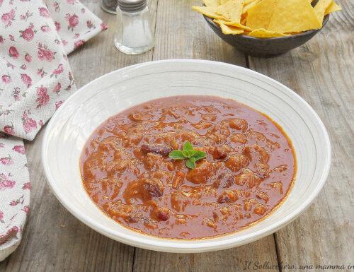 Chili con carne, ricetta originale Tex-mex