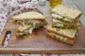 Toast alle zucchine e formaggio, goloso e filante