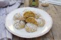 Biscotti morbidi al pistacchio senza burro