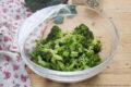 Broccoli al microonde pronti in 8 minuti!