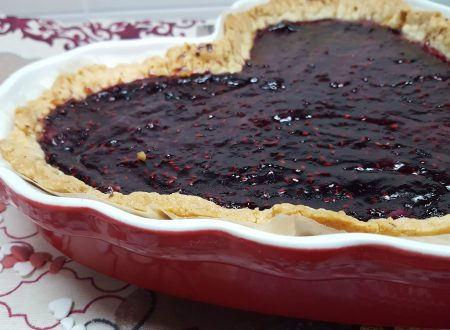Crostata St. Valentine's day