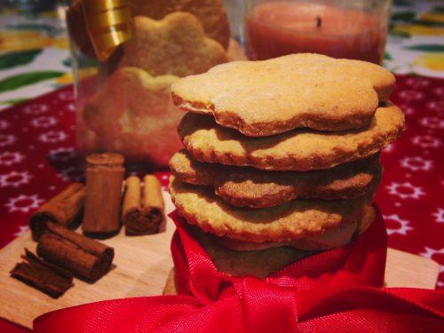 Biscotti cannella e zenzero