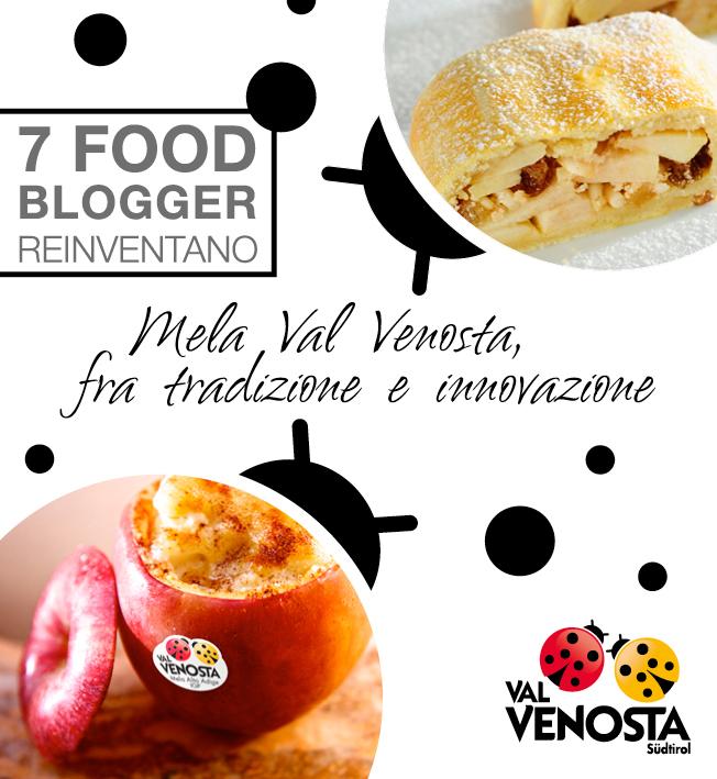 Locandina progetto foodblogger 2016