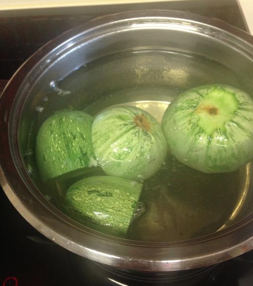 Verdure ripiene (con gratin e tonno)