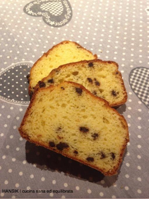 plumcake ricotta e gocce di cioccolato-5