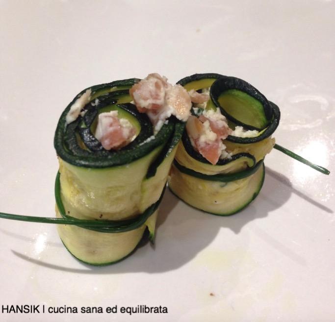 zucchine robiola